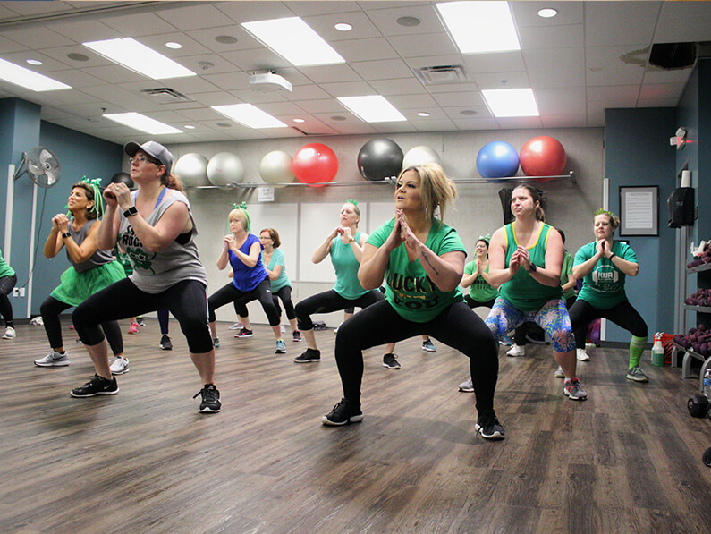 Group Fitness Classes at The Health Club at Southpointe